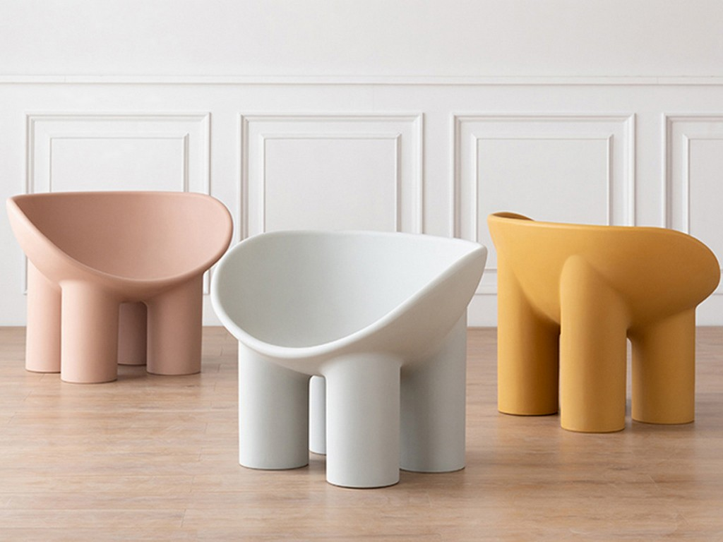 fauteuil roly poly