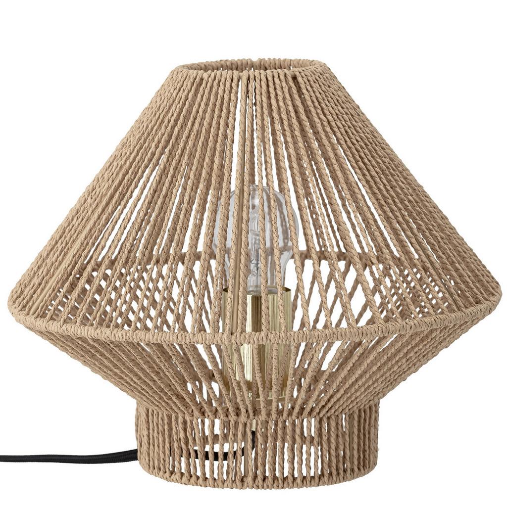 lampe en corde