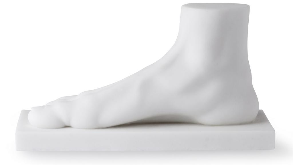 sculpture néo antique pied