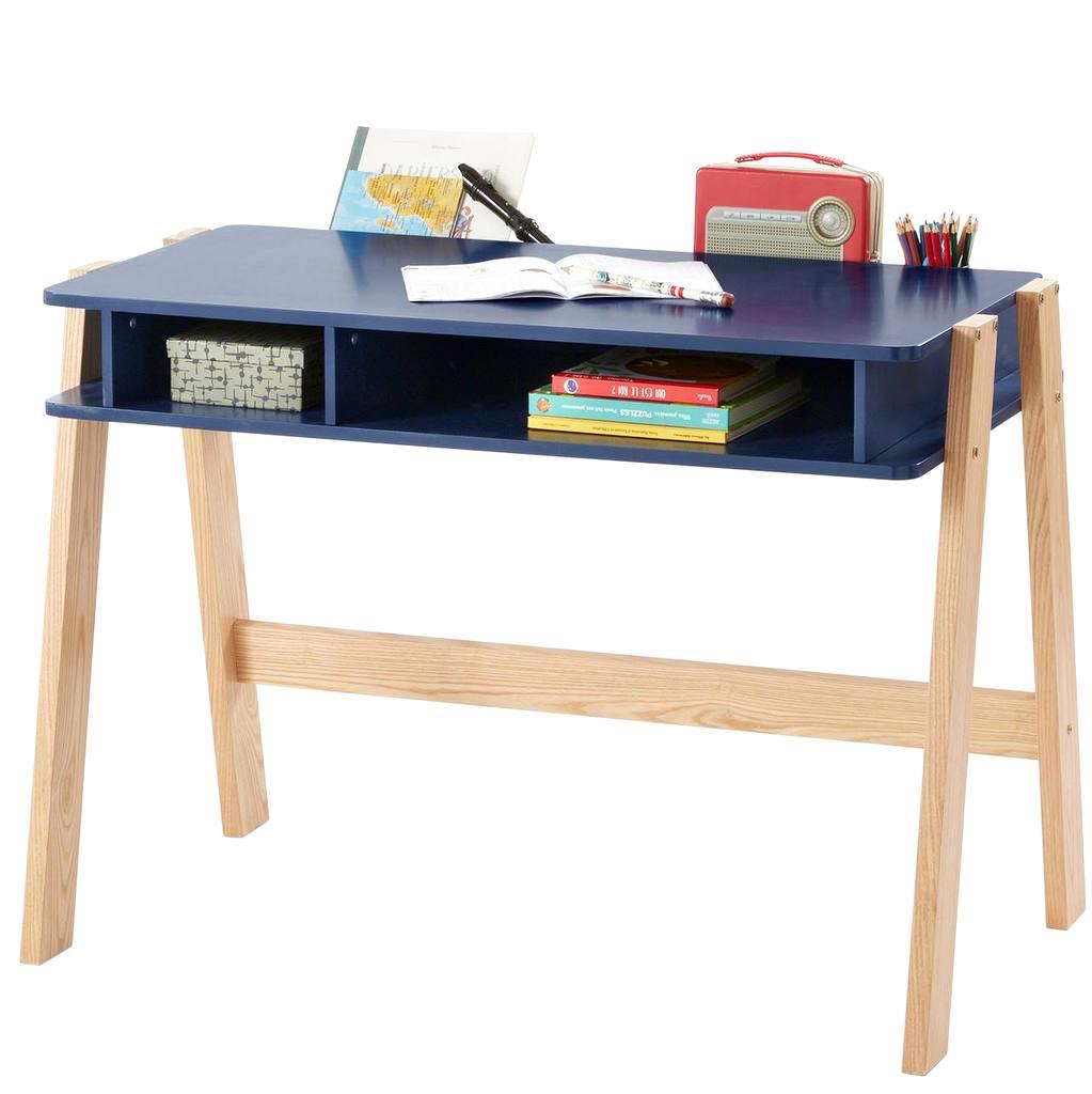 bureau enfant bleu marine