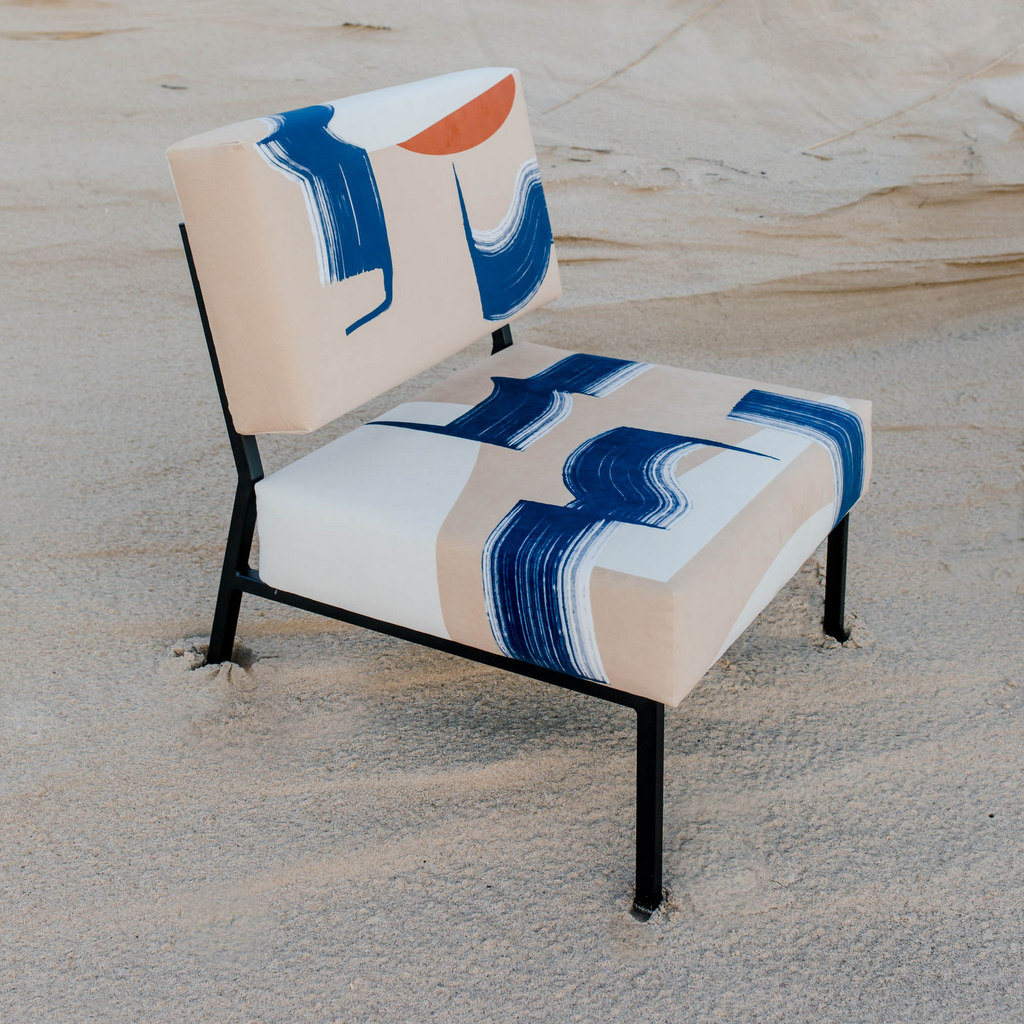 fauteuil arty
