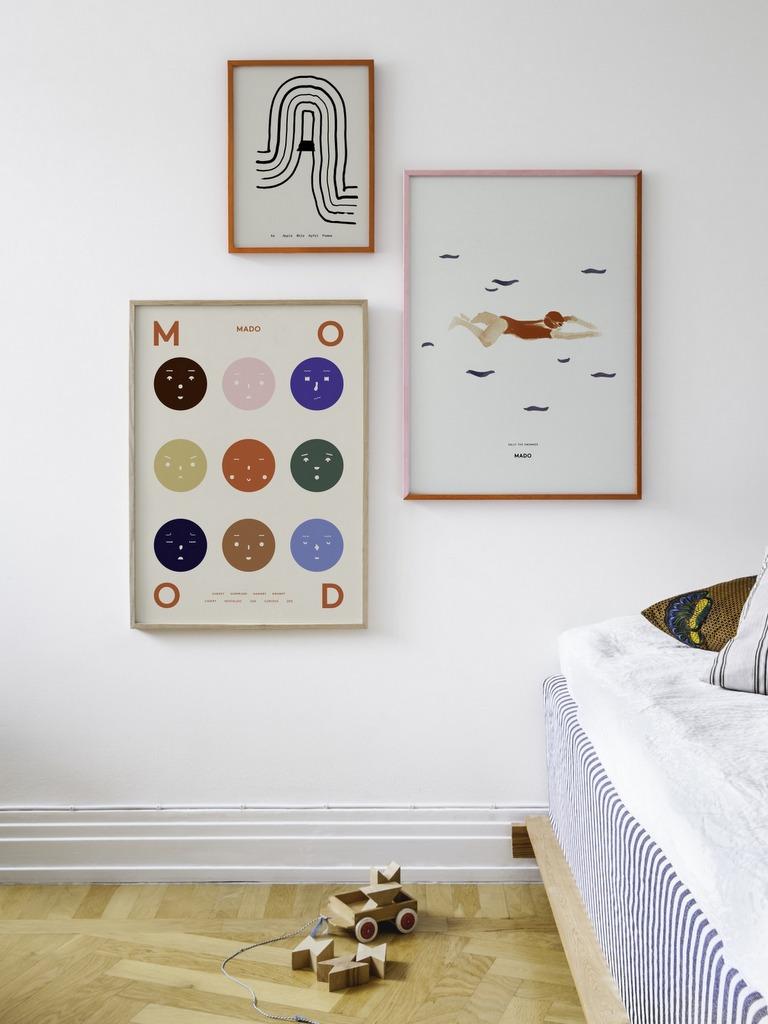 affiche nine moods mado