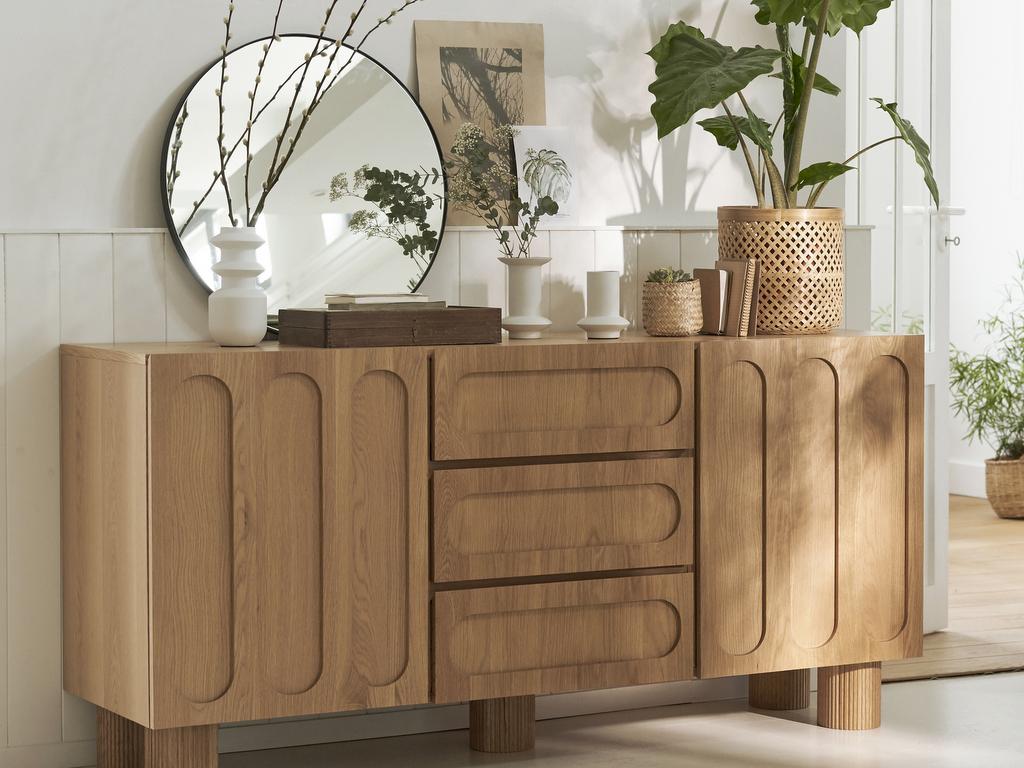 buffet design en bois