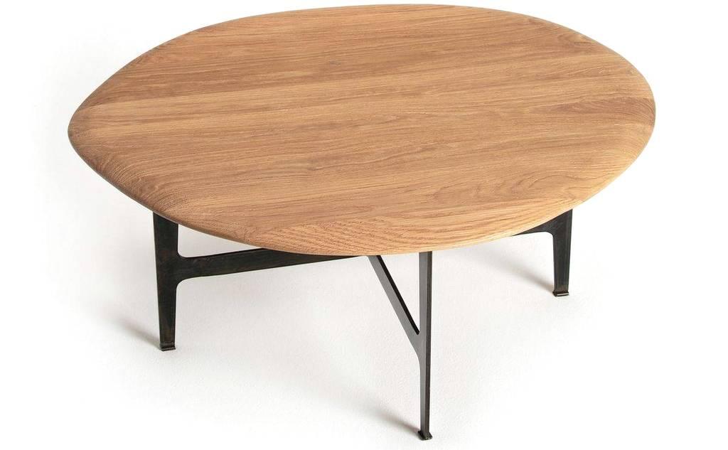 table basse de forme organique