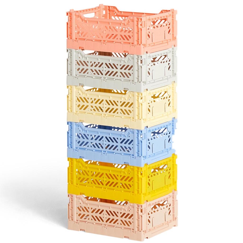 caisse couleur hay