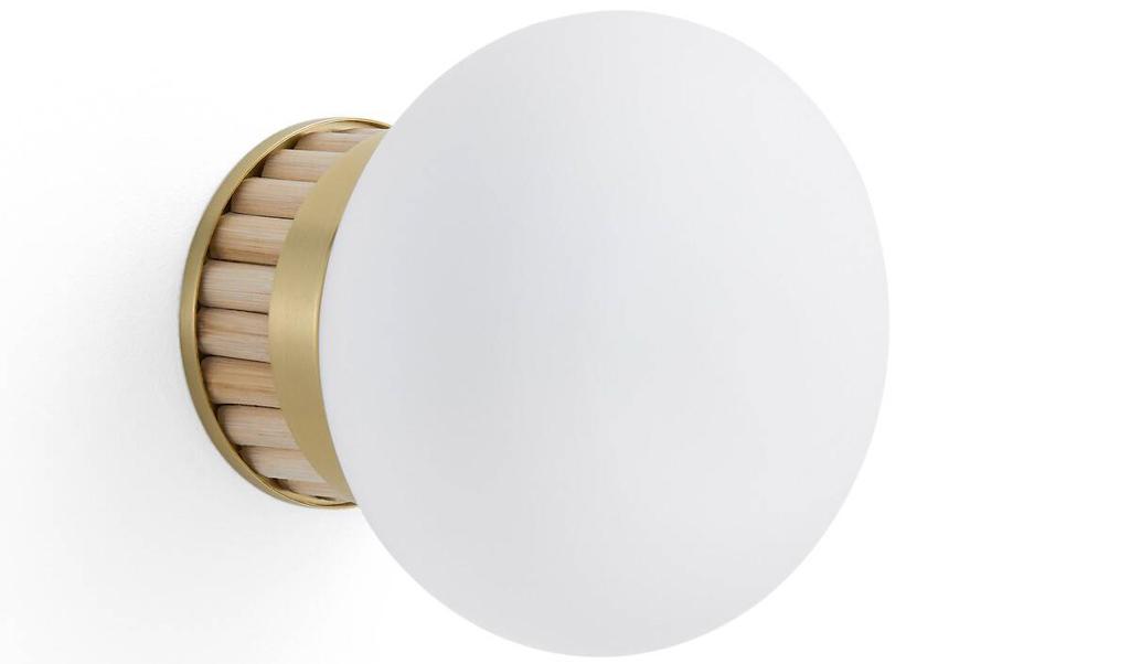 applique baguette bambou et opaline